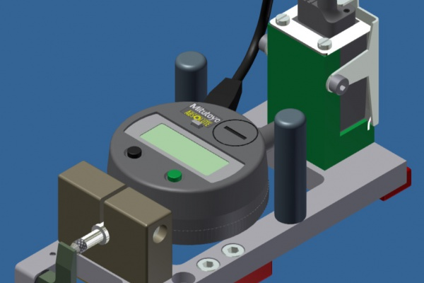 Design and developing measuring devices for SPC Automation